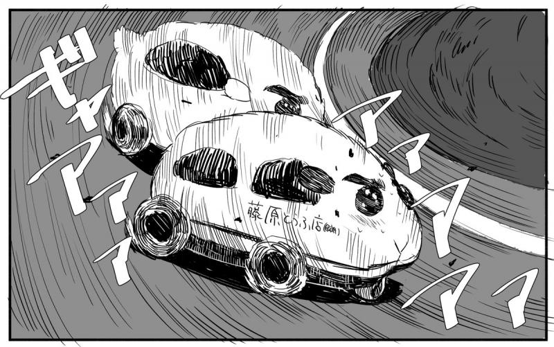 一)可塑性非常大,惹人聯想現實車款變天竺鼠