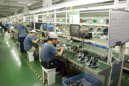 Factory shut down impacts small Chinese enterprises