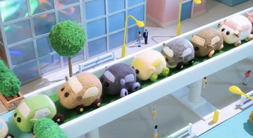 三)羊毛氈玩偶世界勾起童年回憶