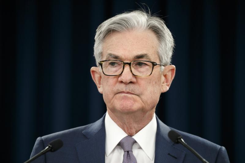 【市場熱話】鮑威爾:需更多財政援助下行風險顯著的經濟,暗示不會實行負利率