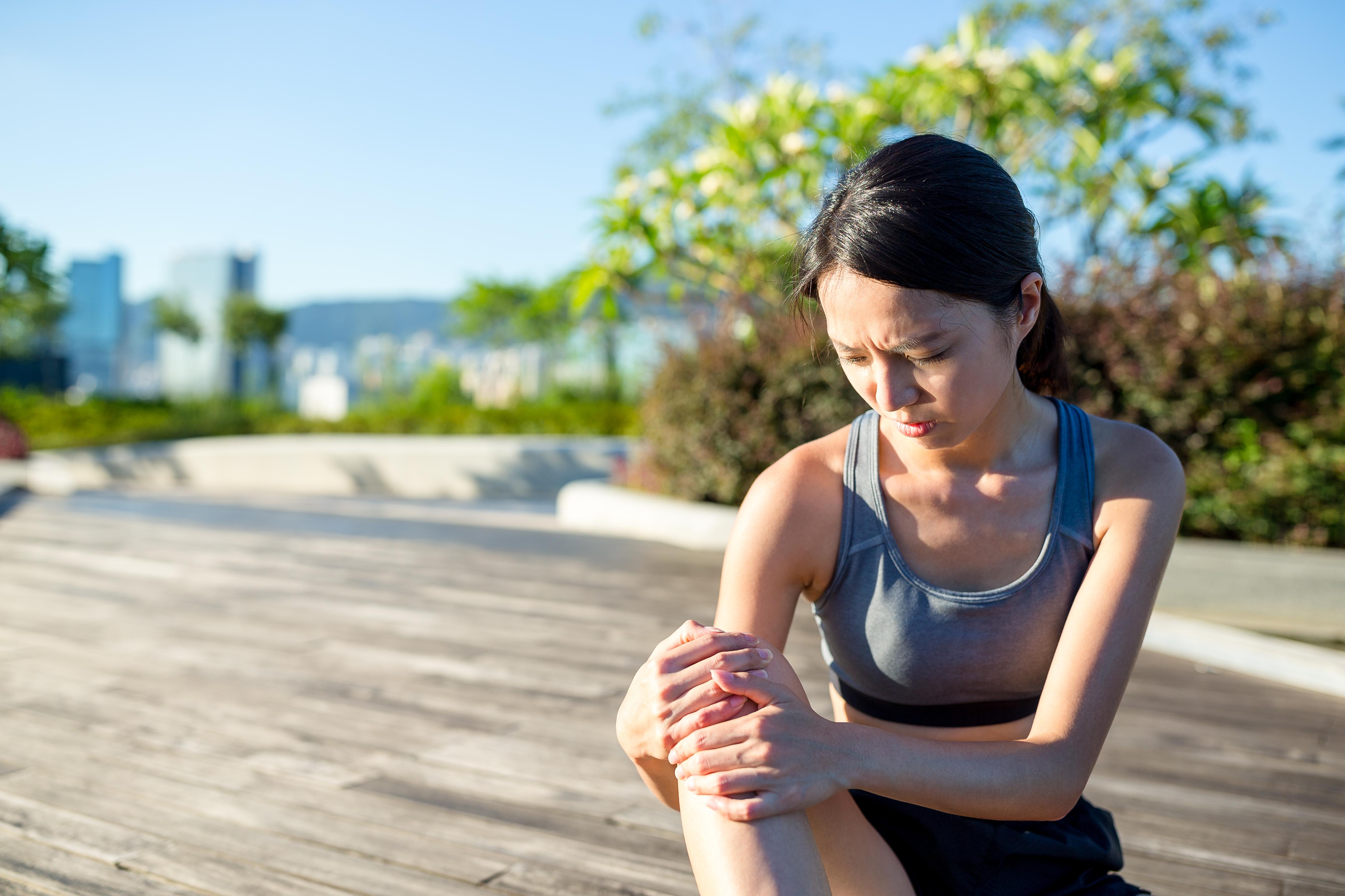 關節痛年輕化