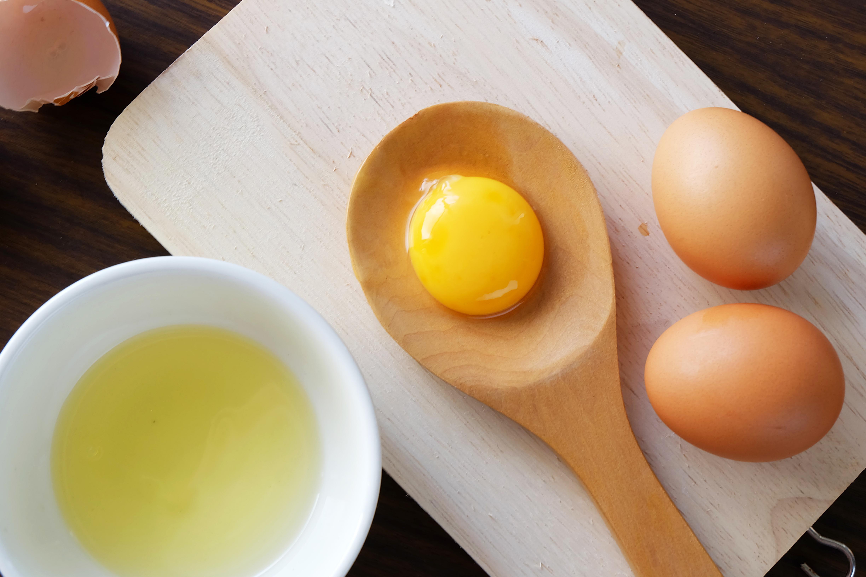 雞蛋的營養功效