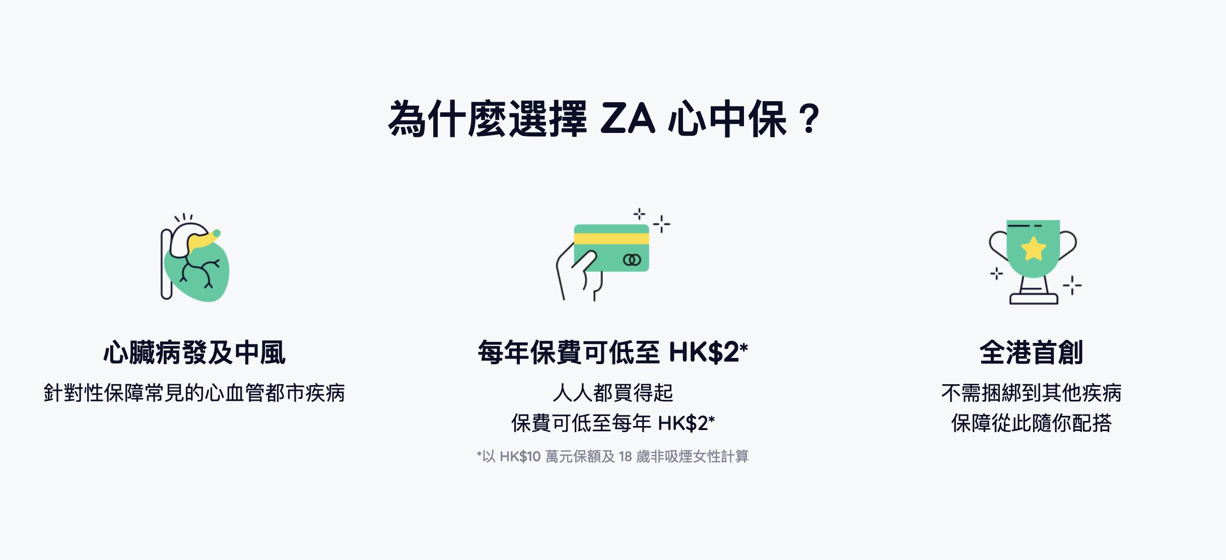 ZA 心中保